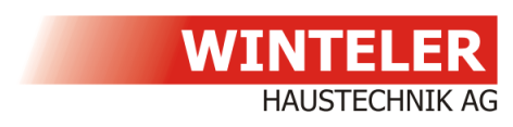 Winteler Haustechnik AG, Gossau SG